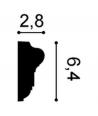 Listwa ścienna P6020F Flex
