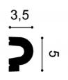 Listwa ścienna P8060F Flex