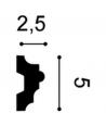 Listwa ścienna P9040F Flex