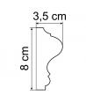 Listwa ścienna LS8