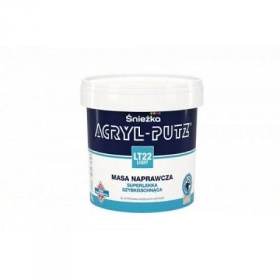 ACRYL-PUTZ® LT 22 LIGHT 250ml