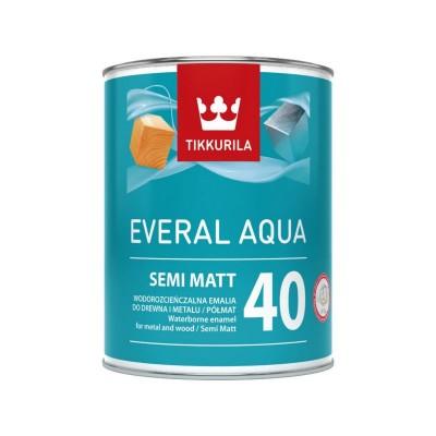 Wodorozcienczalna emalia Tikkurila Everal Aqua Matt