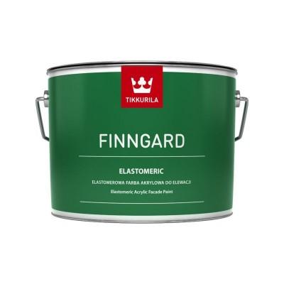Farba do sztukaterii elewacyjnej Tikkurila Finngard Elastomeric